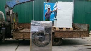 Nhu cầu sử dụng máy giặt công nghiệp 30kg