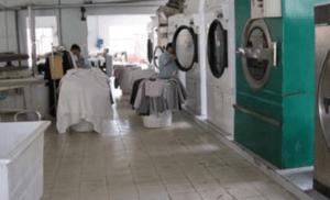 Quy mô giặt là công nghiệp