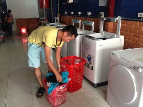 4 dòng máy không thể bỏ qua nếu mở xưởng giặt là