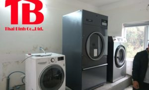 Top 3 máy giặt công nghiệp được sử dụng nhiều nhất hiện nay.