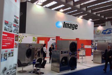 máy giặt công ngiệp Image đế mềm