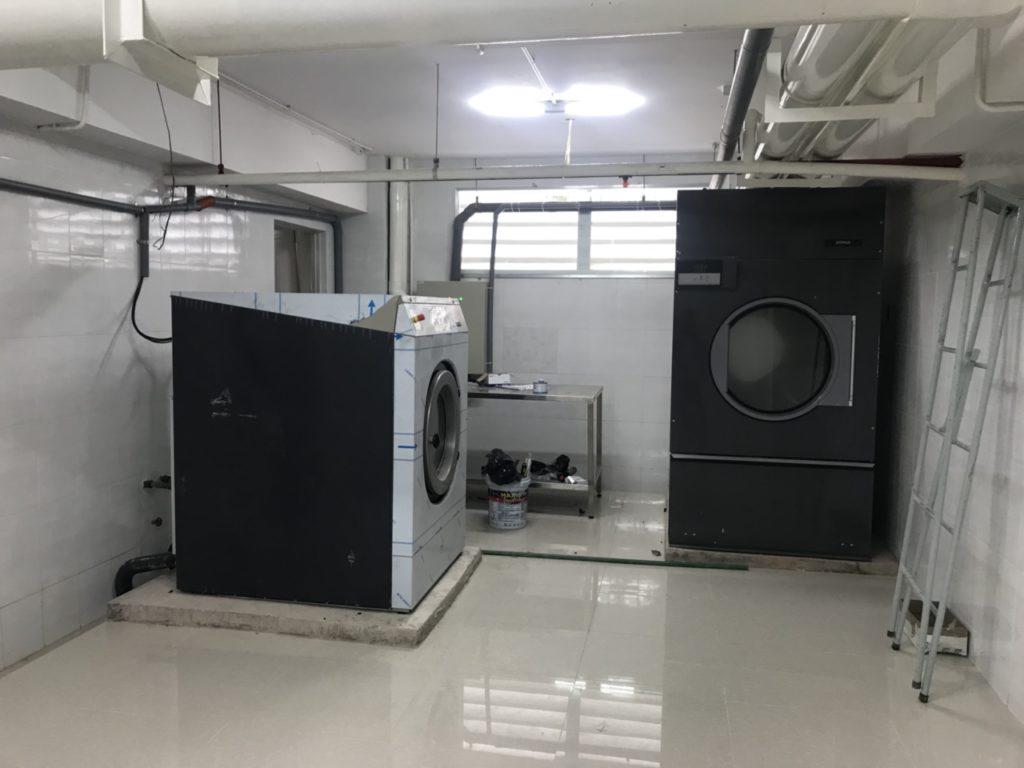 lựa chọn máy giặt công nghiệp hoàn hảo