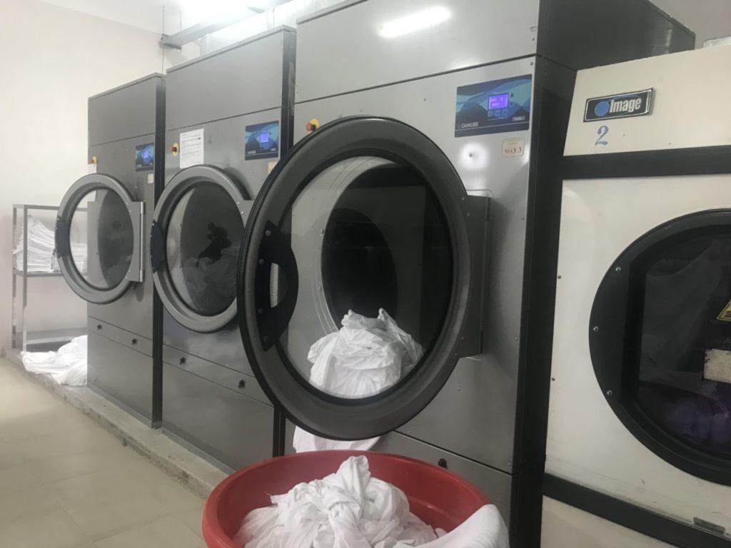 Sản phẩm máy giặt công nghiệp Image chất lượng