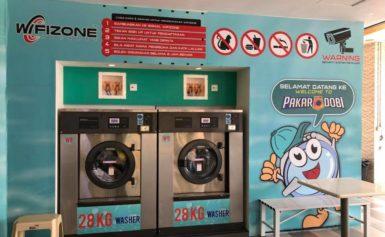 2 sản phẩm máy giặt công nghiệp Trung Quốc 28kg tốt cho xưởng giặt là