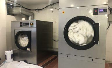 Những điều cần biết về thiết bị giặt là khách sạn