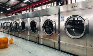 Đánh giá máy giặt công nghiệp Trung Quốc