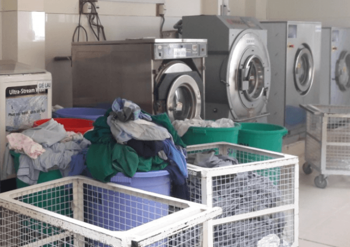 Ban may giat cong nghiep gia re | Máy giặt công nghiệp nhập khẩu