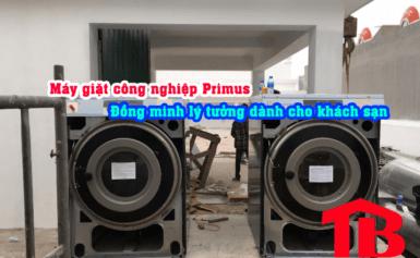 Máy giặt công nghiệp Primus – Đồng minh lý tưởng  dành cho khách sạn