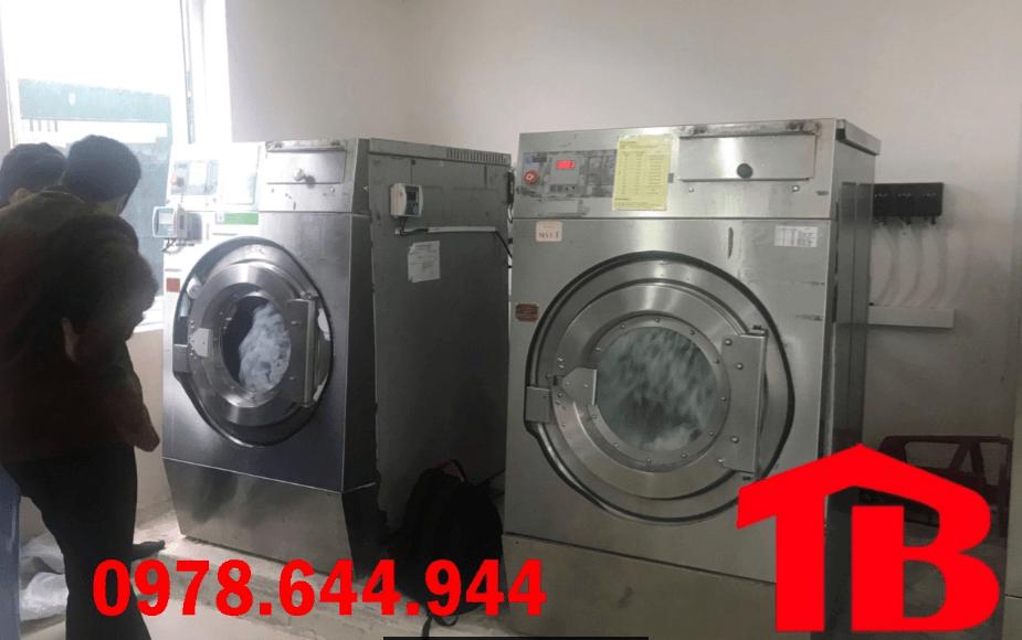 máy giặt công nghiệp dành cho bệnh viện 3
