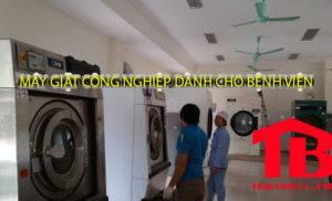 Máy giặt công nghiệp dành cho bệnh viện tốt nhất