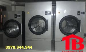 Máy sấy vải công nghiệp tốt và bền bỉ nhất 2019