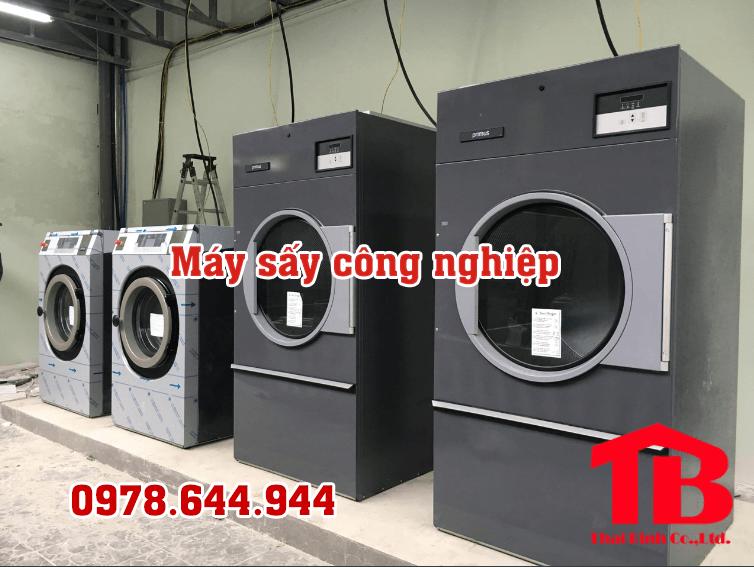 thiết bị giặt là công nghiệp máy sấy công nghiệp