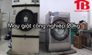 Bán máy giặt công nghiệp 20kg giá rẻ nhất – giặt là công nghiệp hiệu quả cao