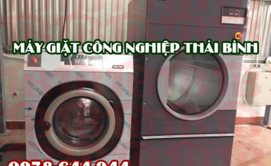 Máy giặt công nghiệp Thái Bình – Thiết bị giặt vắt công nghiệp giá rẻ nhất