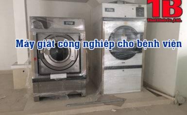 Máy giặt công nghiệp cho bệnh viện tốt nhất 2019 là đây!!!