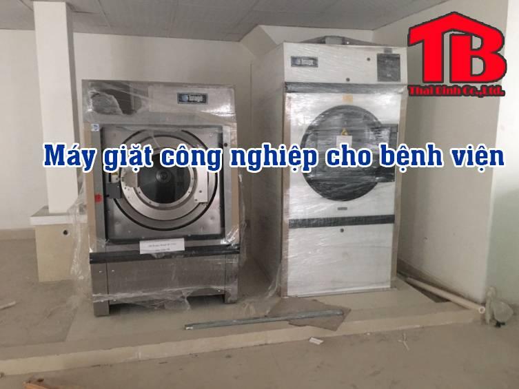 Máy giặt công nghiệp cho bệnh viện tốt nhất 2019