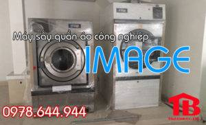Máy sấy quần áo công nghiệp IMAGE – hiệu quả về làm khô đồ giặt hiệu quả
