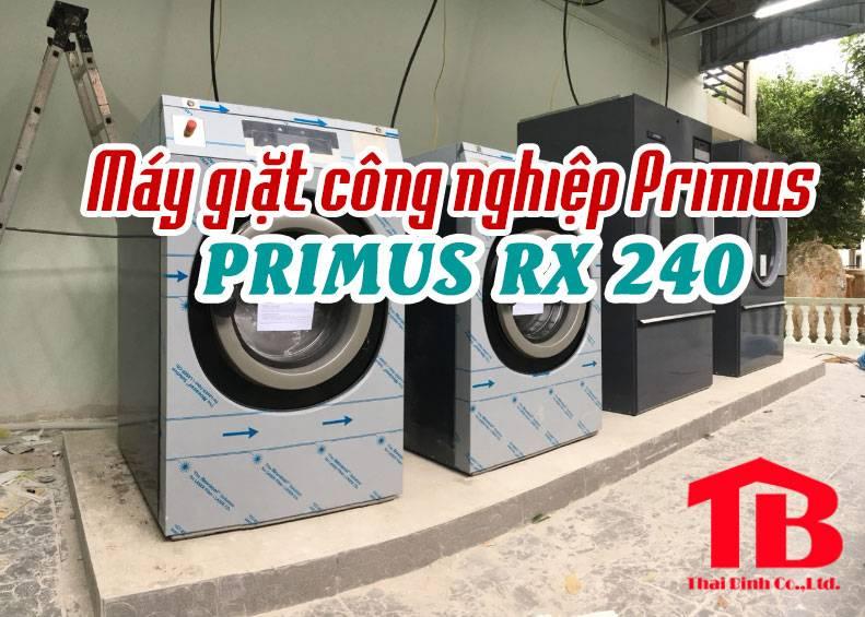 máy giặt công nghiệp Primus RX 240