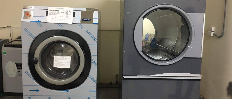 Đầu tư máy giặt công nghiệp cho hệ thống xưởng giặt, khách sạn nên hay không?