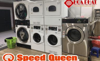 Máy giặt công nghiệp Speed Queen cho hệ thống giặt là chuyên nghiệp