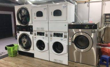 Speed Queen- Thương hiệu máy giặt công nghiệp tiêu chuẩn Mỹ thích hợp cho cửa hàng giặt