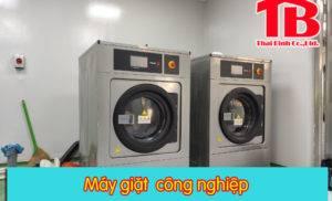 Máy giặt công nghiệp và sự khác biệt so với máy giặt dân sinh
