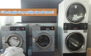 Giá máy giặt công nghiệp Speed Queen