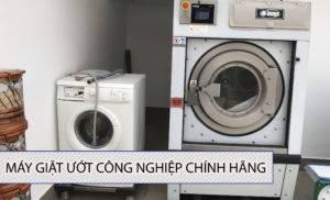 Máy giặt ướt công nghiệp chính hãng giá tốt | 20kg, 30kg, 40kg, 50kg, 60kg