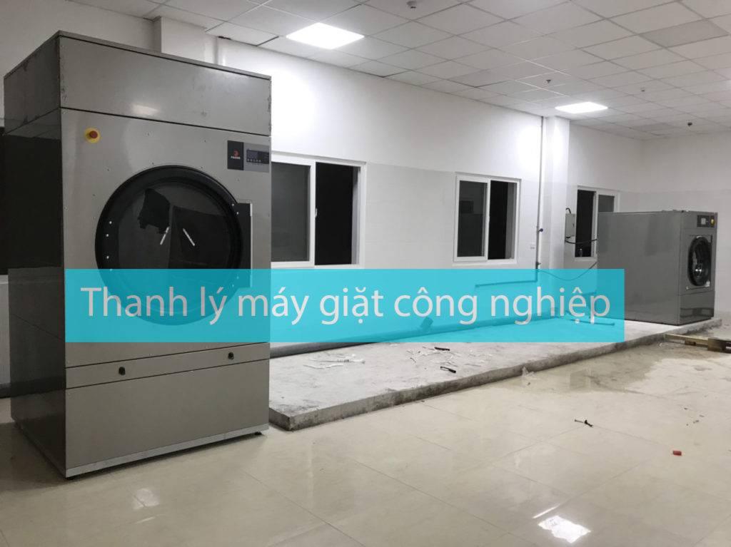 thánh lý máy giặt công nghiệp