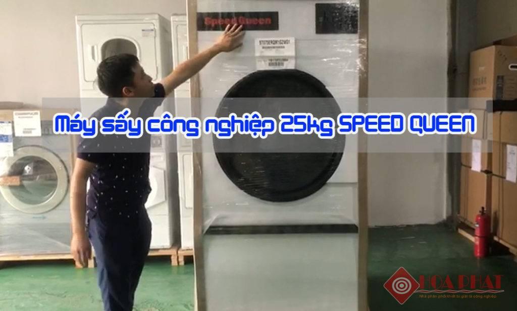 máy sấy công nghiệp 25kg Speed