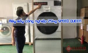 [ NEW ] Máy sấy công nghiệp 25kg thương hiệu SPEED QUEEN ST050