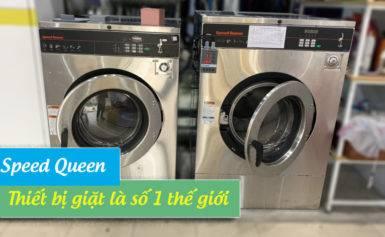 Speed Queen thiết bị giặt là số 1 thế giới