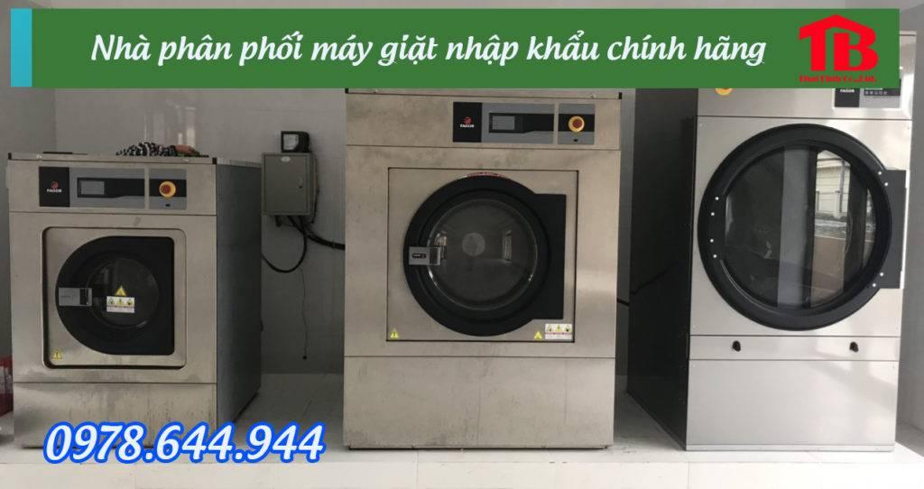 chọn mua máy giặt công nghiệp đơn vị nào tốt