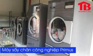 Máy sấy chăn công nghiệp Primus – Làm khô nhanh chóng hiệu quả cao nhất