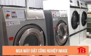 Mua máy giặt công nghiệp IMAGE – Chất lượng Châu Âu, giá châu Á