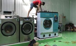 Hé mở giá máy giặt công nghiệp 25kg hot nhất năm 2020