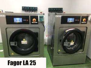 máy giặt công nghiệp 25kg fagor la 25