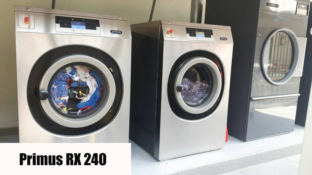 máy giặt công nghiệp 25kg primus rx 240