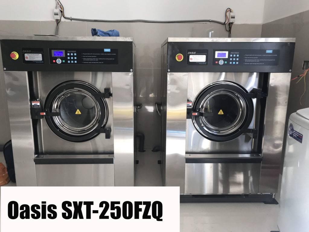 máy giặt công nghiệp 25kg oasis sxt-250fzq