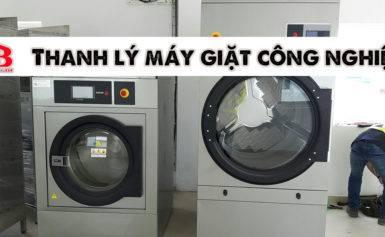 Thanh lý máy giặt công nghiệp nhập khẩu chính hãng 15kg, 20kg, 25kg, 30kg, 35kg, 40kg, 50kg, 60kg
